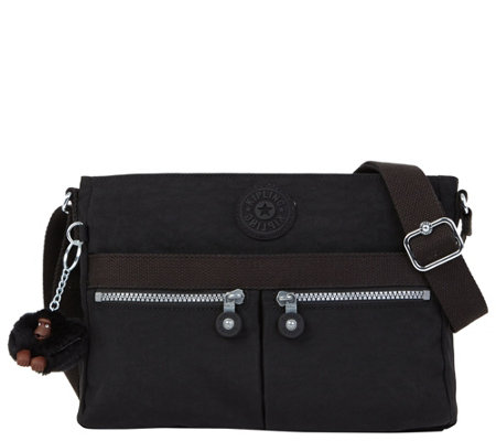 Kipling Nylon Medium Crossbody - Angie