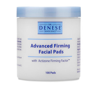 Dr. Denese Super-size Firming Facial Pads 100 Count A-D - A90750
