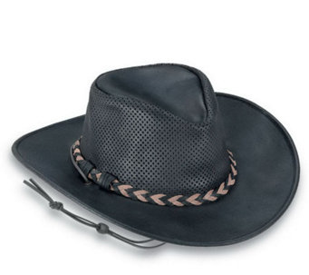 "Minnetonka Airflow ""Fold Up"" Outback Hat - A208751"