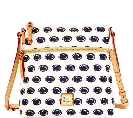 Dooney & Bourke NCAA Penn State University Crossbody