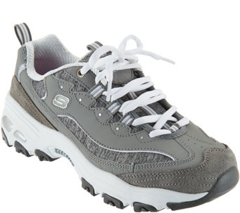 Skechers D'Lites Lace-up Sneakers - Me Time - A287151