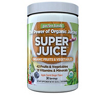 Garden Fresh Super Juice Essentials 30-day Supply - A292951