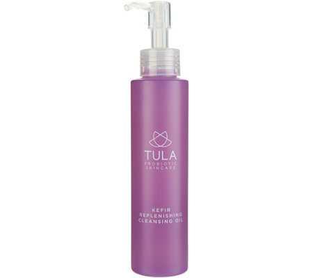 TULA by Dr. Raj Kefir Probiotic Replenishing Cleansing Oil