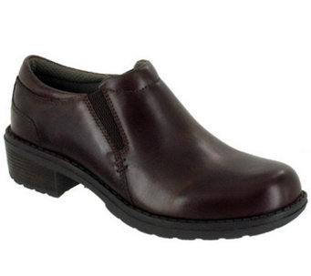 Eastland Double Down Twin Gore Leather Slip-ons - A331151