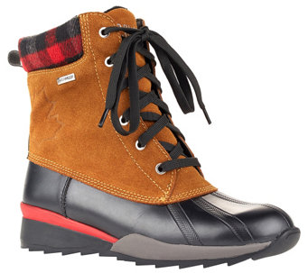 Cougar Waterproof Cold Weather Suede and RubberBoots - Totem - A338951