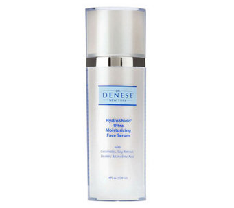 Dr. Denese Luxury-size HydroShield Moisturizing Face Serum 4oz. - A97351