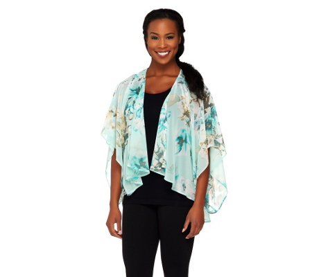 Sure Couture Convertible Kimono Top
