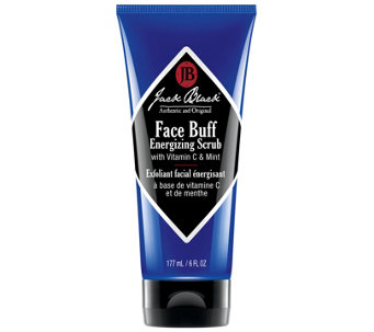 Jack Black Face Buff Energizing Scrub, 6 oz - A244252