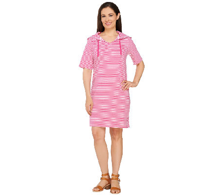 Liz Claiborne New York Knit Swimsuit Cover-Up
