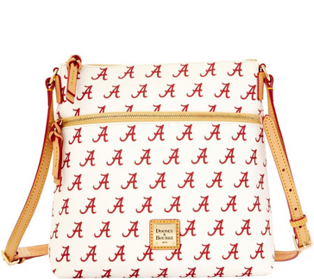 Dooney & Bourke NCAA University of Alabama Crossbody