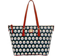 Dooney & Bourke NFL Steelers Shopper - A285852