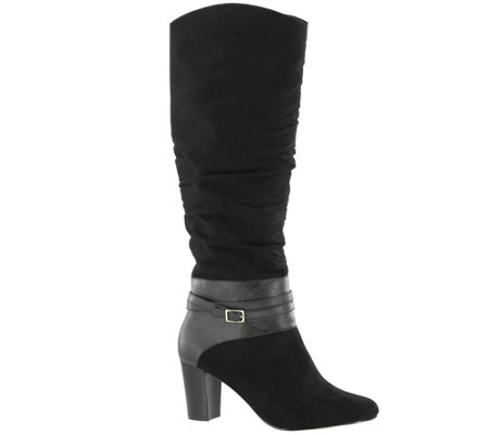 Bella Vita Medium Calf Tall Shaft Boot - Tabitha II
