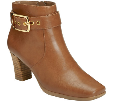 A2 by Aerosoles Ankle Booties - Monorail