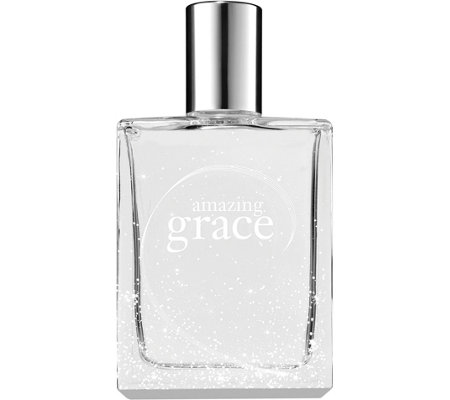 philosophy amazing grace snowglobe eau de toilette, 2 oz