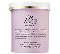 philosophy summer whipped body creme, 16 fl oz - A412852