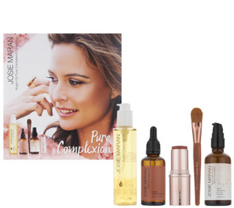 Josie Maran Argan Oil Pure Complexion 5-piece Collection - A261453