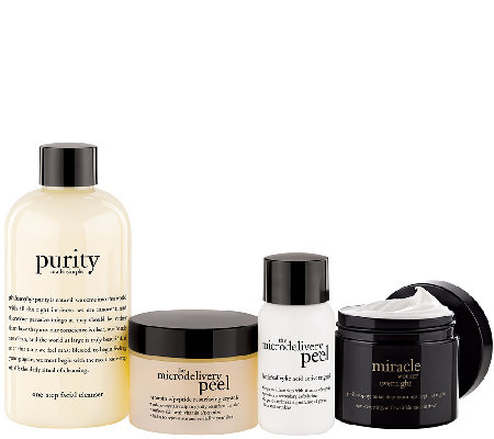 philosophy miraculous skincare trio