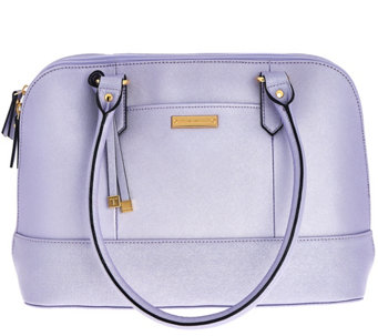 Tignanello Saffiano Leather RFID Dome Satchel - A274853