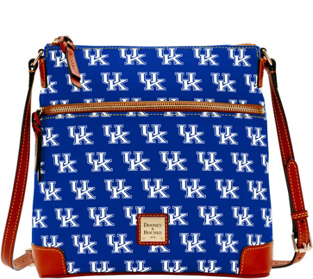 Dooney & Bourke NCAA University of Kentucky Crossbody