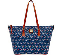 Dooney & Bourke NFL Texans Shopper - A285853