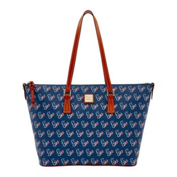 Dooney & Bourke NFL Texans Shopper