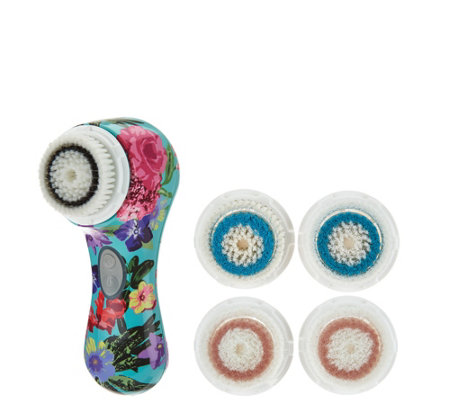 Clarisonic Mia2 Sonic Cleansing System w/1-Yr of Brush Heads