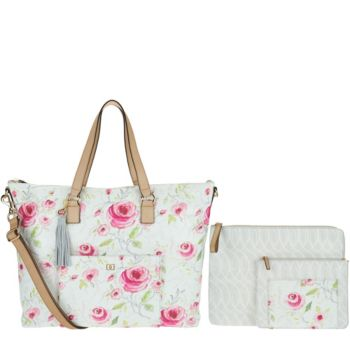 DENA Weekender with Travel Pouch and Laptop Case
