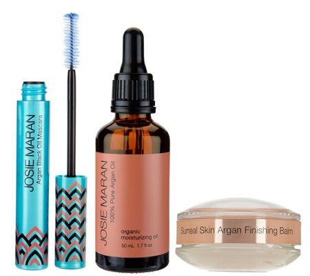 Josie Maran Glowing Argan Beauty Essentials