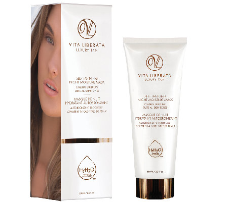 Vita Liberata Self Tanning Night Moisture Mask, 2.2 fl oz