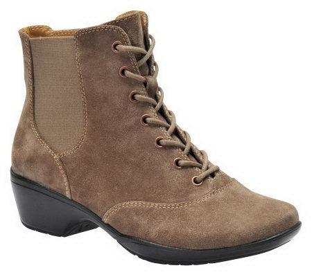 Softspots Mckyla Lace Up Ankle Boots