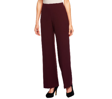 CE by Cristina Ehrlich Wide Leg Pants