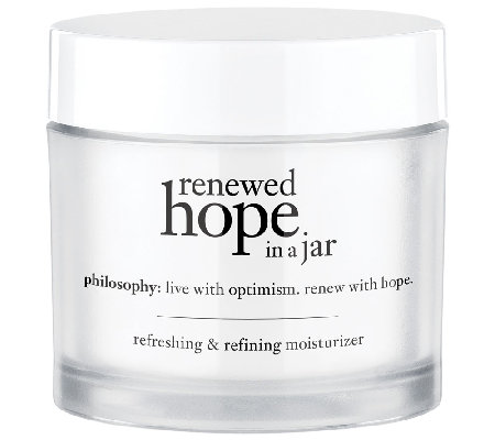 philosophy renewed hope moisturizer 2 fl oz