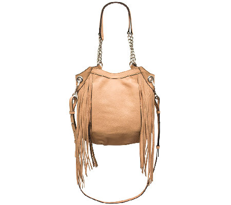 orYANY Italian Leather Shoulder Bag - Malia