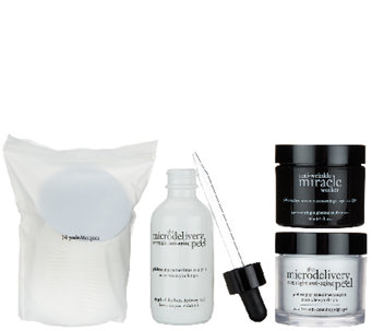 philosophy miracle worker & anti-aging peel duo - A274954