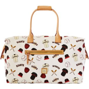Dooney & Bourke MLB Giants Duffel Bag
