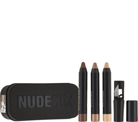 NUDESTIX 3-piece Discovery Collection For the Eyes