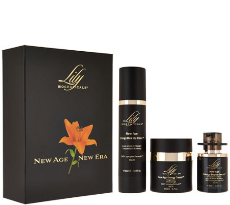 Lily Bioceuticals 3-piece Anti-Aging Kit