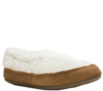Tempur-Pedic Slip-on Moccasin Slippers  - Cirrus 2 - A356454