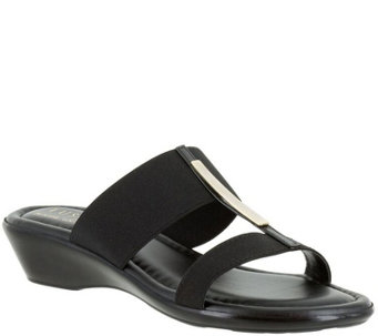 Tuscany by Easy Street Slide Sandals - Adda - A357054