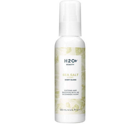 H2O+ Beauty Sea Salt Body Gloss, 4 oz