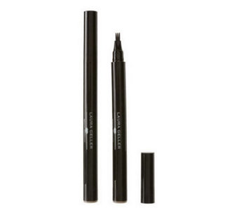Laura Geller Tri-Tip Applicator Brow Marker Duo Auto-Delivery - A233755