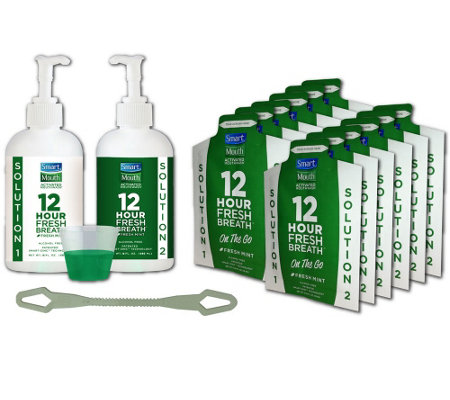 SmartMouth 12-Hour Breath Protection Rinse Auto-Delivery