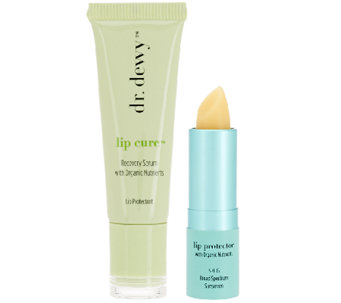 dr. dewy Super Nutrient Lip Therapy Duo - A265755