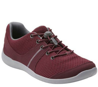 Clarks Bungee Lace-up Sneakers - Charron Kelly - A268855