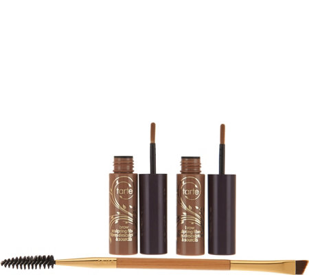 tarte tarteist Brow Sculpting Fibers Duo w/ Brush