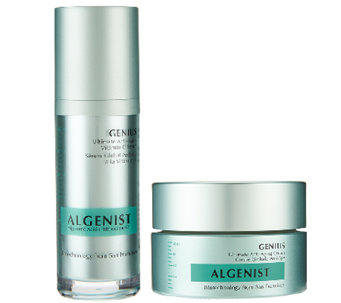 Algenist Ultimate Moisturizer & Genius Serum Auto-Delivery - A275555