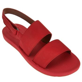 Clarks Lightweight Double Band Sandals - Paylor Pace