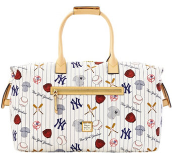 Dooney & Bourke MLB Yankees Duffel Bag - A280255
