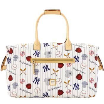 Dooney & Bourke MLB Yankees Duffel Bag