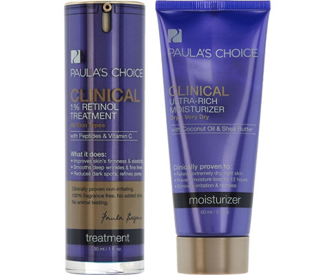 Paula's Choice 1% Retinol Treatment and Moisturizer Auto-Delivery